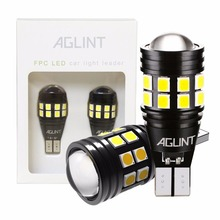 AGLINT 2 шт T15 T16 W16W 921 955 светодиодный лампы canbus OBC ошибок 3030 SMD 22 светодиодный s автомобиля резервную лампа задние фары белый 12-24 V