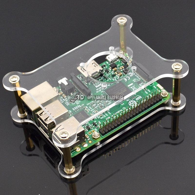 High quality building shell for raspberry