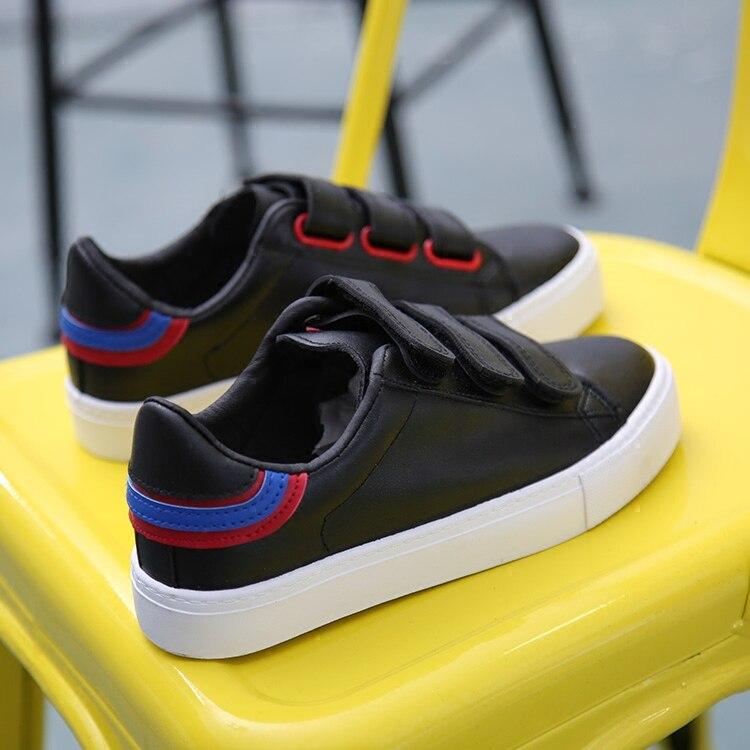 El envío libre  otoño nuevas mujeres de la moda zapatos casuales transpirable PU