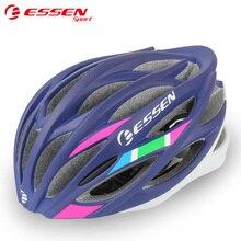 ESSEN Big head circumference cycling bike helmet mountain bike road bike bicycle helmet safety cap for