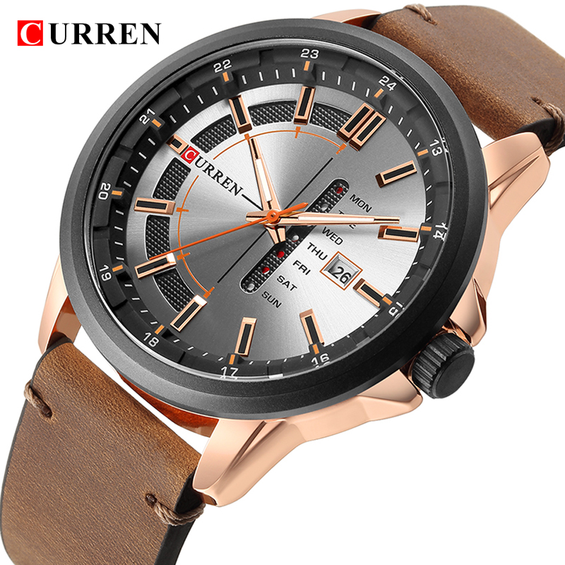 Relogio Masculino CURREN hommes montres 2018 Top luxe marque populaire montre homme analogique Quartz mode montres hommes horloge montre pour hommesRelogio Masculino CURREN hommes montres 2018 Top luxe marque populaire montre homme analogique Quartz mode montres hommes horloge montre pour hommes