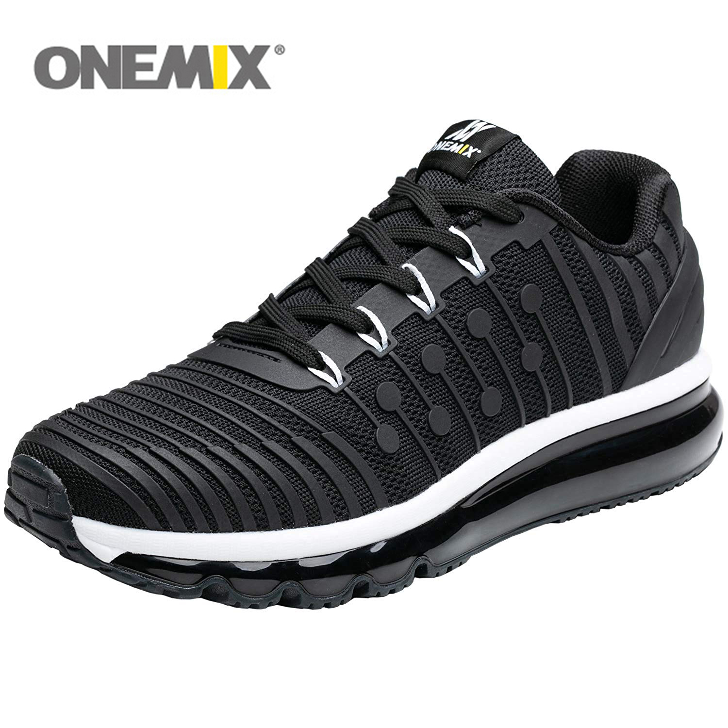 ONEMIX Men Trail Trainers Women Running Shoes  Air Cushion 97 KnItting Gym Fitness Outdoor Jogging Sneakers Max 12ONEMIX Men Trail Trainers Women Running Shoes  Air Cushion 97 KnItting Gym Fitness Outdoor Jogging Sneakers Max 12