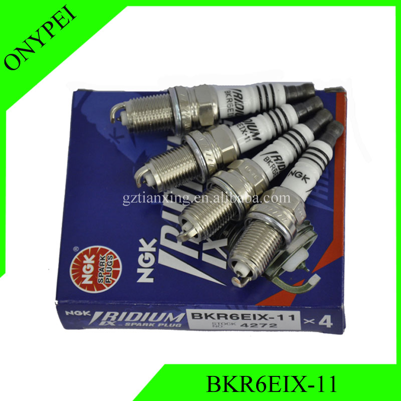Free shipping IX BKR6EIX-11 4272 Iridium Spark Plugs For Toyota Lexus Suzuki Subaru BKR6EIX 11 iridium spark plugs 4 pack
