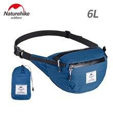 NatureHike Lightweight Women Men Water Repellent Waist Pack Outdoor Sports Bag Running Camping Hiking Trekking Travel VK103