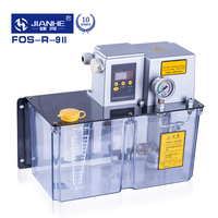 FOP/FOS Automatic Lubrication Pump 220V for mill,punch,grinder,drill,CNC machine tool 9L