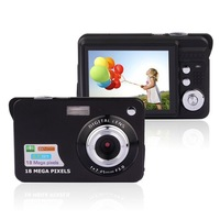 Hottest Sale Digital Cameras 18MP 2 7 TFT 8X Zoom Smile Capture Anti Shake Video Camcorders