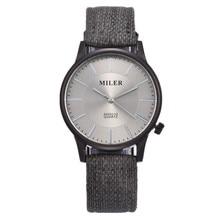 Nouveau Mode Casual Femmes Montres de Haute Qualité Bracelet En Tissu Unisexe Poignet Montres Hommes Relogio Feminio Creative Horloge