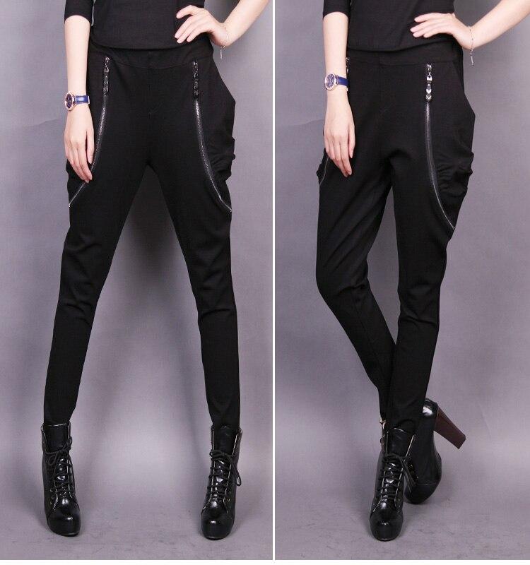 חמה למכירה! מכנסיים 2016 אביב אופנה חדש קיץ נשים כותנה מכנסיים נשים Slim עיפרון מכנסיים ללבוש לעבודה