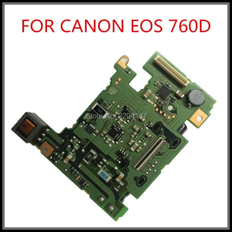 bilder für 100% neue original powerboard für canon eos 760d kuss 8000d rebel t6s power board dslr kamera ersatzteile freies verschiffen