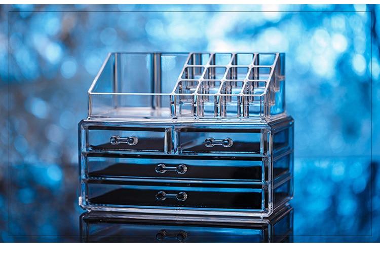 Maquillage tiroirs de rangement achetez des lots petit prix maquillage tiroirs de rangement en - Rangement tiroir acrylique ...