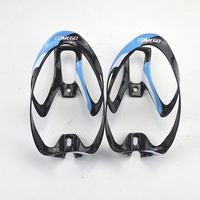 2pcs Full Carbon Bottle Cage Bicycle Bottle Holder Cycling Road Mountain Bike Water Bottles Cage Cycle