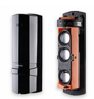 ABE 250 Hot Sale Three Beams Active Infrared Intrusion Detector/Photoelectric Beam Sensor / 3 Beams IR Photo Sensor