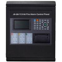 TC адресная пожарная сигнализация панель управления одну петлю для 192 или 255 адресуемых точек