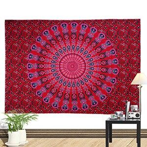 Sommer strand håndklæde stor mediter trykt flora væg hængende - Hjem tekstil - Foto 5