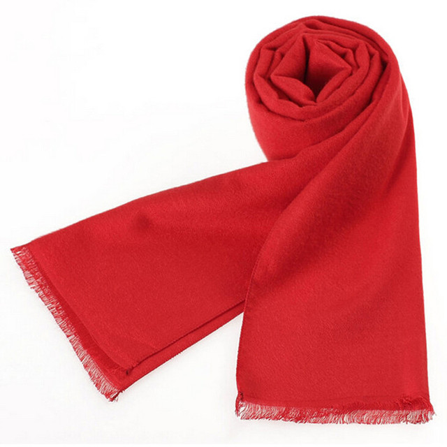 Calming Solid Color Scarf | Men's Scarves | Up to 60% Off Now