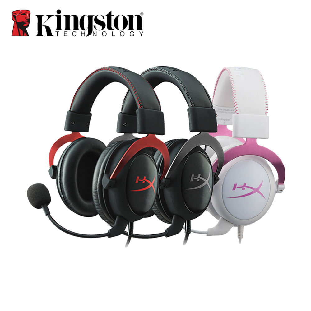 Kind of lining can you expect on the kingston hyperx cloud ii headset - Kingston Hyperx Cloud Ii Gaming Headset Hi Fi 7 1 Surround Sound Gaming Headphone With Microphone