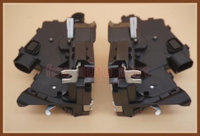 US $113 0 |2pc pair front L + R Door Lock Actuator LATCH Mechanism For BMW  E46 323i 328i 325i 325xi 330i 330xi 3 series 323 325 328 330-in Interior