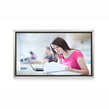 32 inch led touch screen monitor without built-in pc full HD 1080P infrared touch screen all in one interactive monitor
