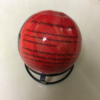 1PCS Harmless 1.3KG Dry Powder Security Fire Extinguishing Ball 20 Square Automatically Extinguisher the Fire Protection