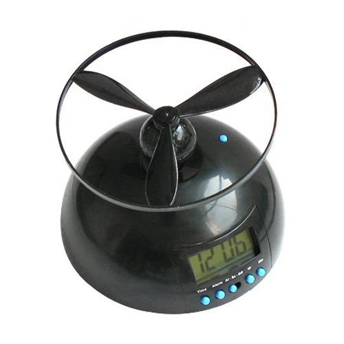 Bestselling Crazy Annoying Flying Helicopter Alarm Clock