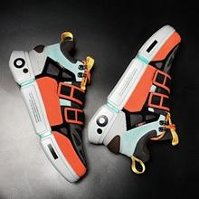 Times New Roman Fashion Men Unisex Sneakers High Top Casual Shoes Lightweight Walking Male Sneakers Tenis Feminino Footwear