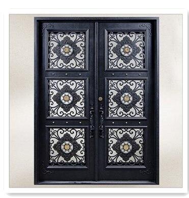 Donatello Iron Doors Custom Iron Doors Houston