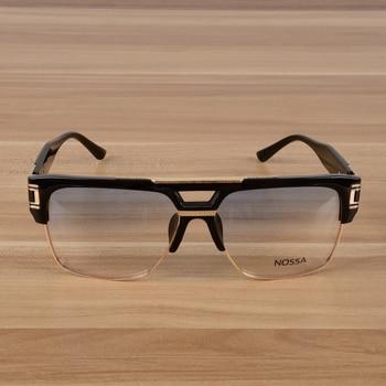 NOSSA Big Frame Eyeglasses  1
