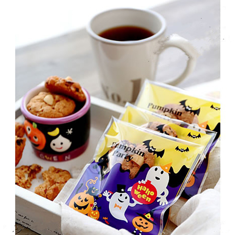 Aliexpress.com : Buy 100pcs Self Adhesive Halloween