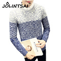 Men's Sweaters 2017 New Arrival Christmas Sweater Men Winter Pullover O-Collar Casual Thick Masculino M-XXL 3 Colors 4 Sizes