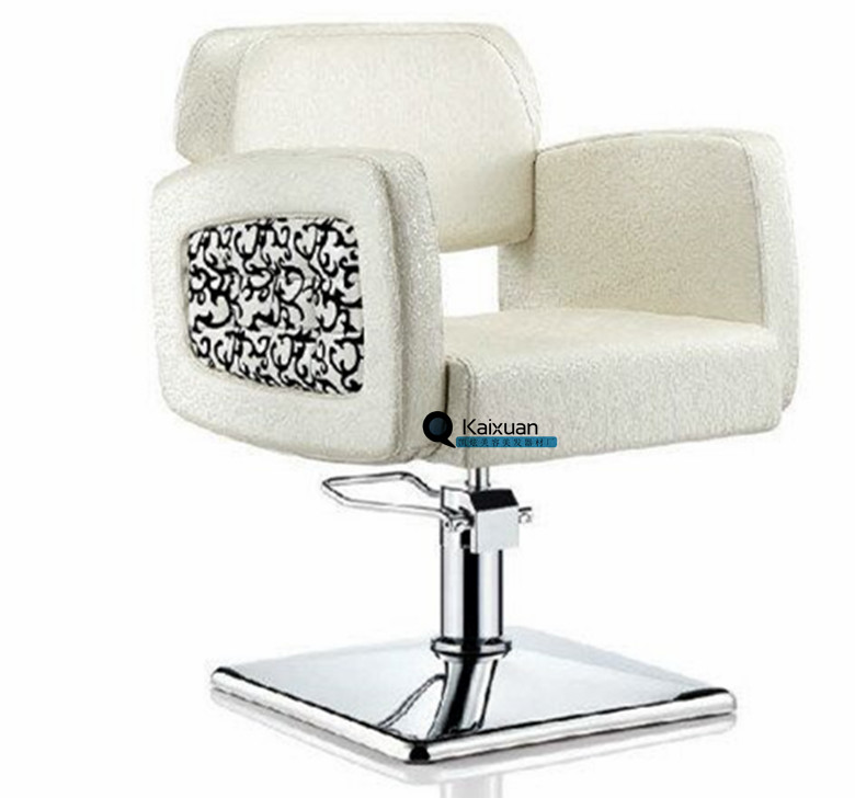 Upscale Hairdressing Chair. The Haircut Chair. Barber's Chair.