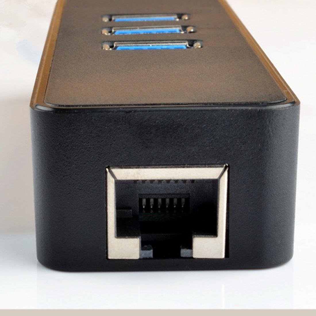 NOYOKERE USB 3.0 1000 Mbps Gigabit Ethernet Adapter USB ke Kartu - Peralatan jaringan - Foto 4