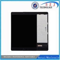 New For ASUS ZenPad 3S 10 Z500M P027 Z500KL P001 Z500 LCD Display Matrix Touch Screen Digitizer Sensor Tablet PC Assembly Frame Tablet LCDs & Panels     -