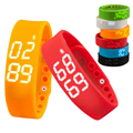 Original W2 Smart Wrist Band Pedometer Sport Bracelet Fitness Tracker Inteligente Pulso Pulsera Wristband Temperature WristWatch