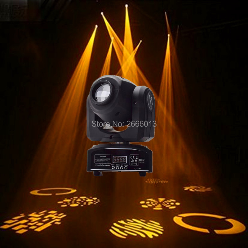 LED 30W spot Light/DMX Stage Spot Moving head/LED effect stage lights/ Mini LED patterns light niugul best quality 30w led dj disco spot light 30w led spot moving head light dmx512 stage light effect 30w led patterns lamp