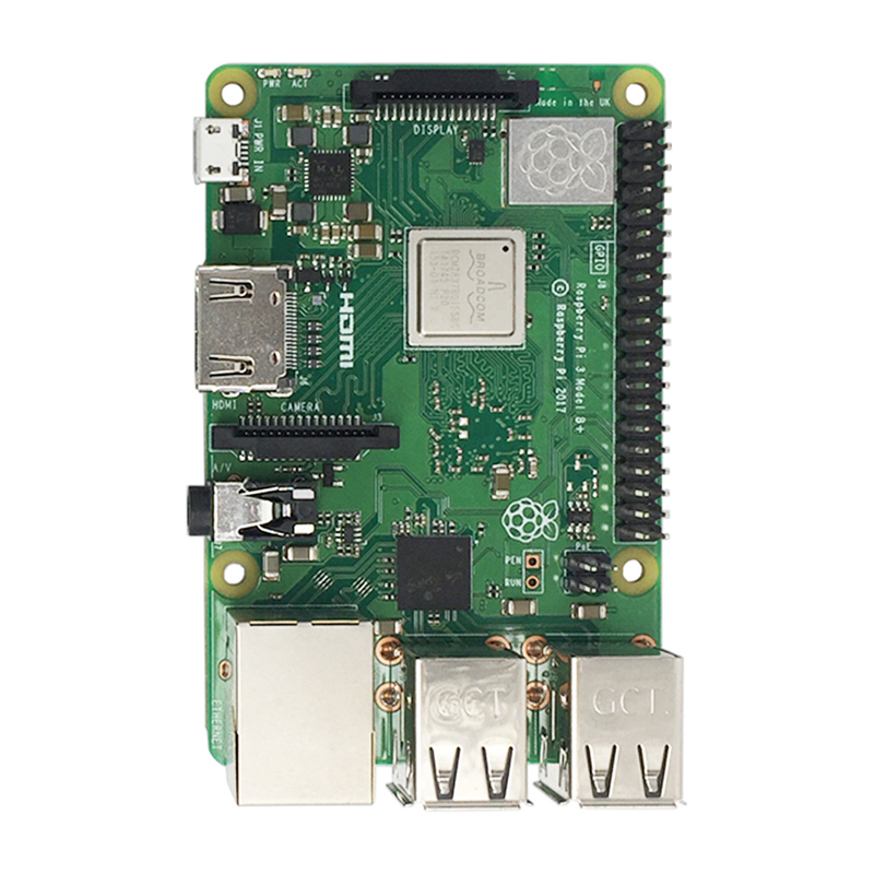Framboise originale Pi 3 modèle B + framboise Pi framboise Pi3 B Plus Pi 3 Pi 3B avec WiFi & Bluetooth - 2