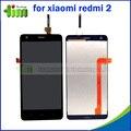 Оригинальный для Xiaomi Redmi 2 2 S Mi2 ЖК-Дисплей + Сенсорный Экран Digitizer Ассамблеи Запасные Части Черный + Инструменты
