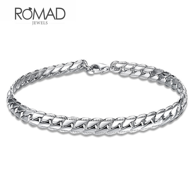 1603224c5ef49 US $3.36 |Hot Selling Twisted Rope Bracelets White Gold Color Chain Bangle  Bracelet For Women Luxury jewelry Delicate Wedding Gifts-in Chain & Link ...