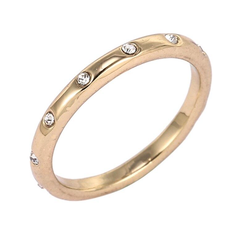Горячая Распродажа серебряных колец с бантиком для женщин и девушек, сверкающий циркон, подходящие для тонких колец, свадебные ювелирные изделия, Прямая поставка - Цвет основного камня: N31