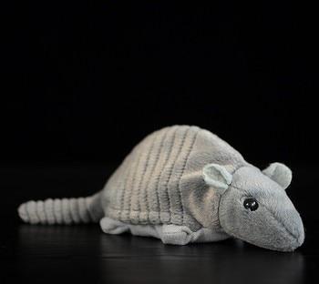 цена на Nine-band Armadillo sandbag small Armadillo doll simulation animal plush toy