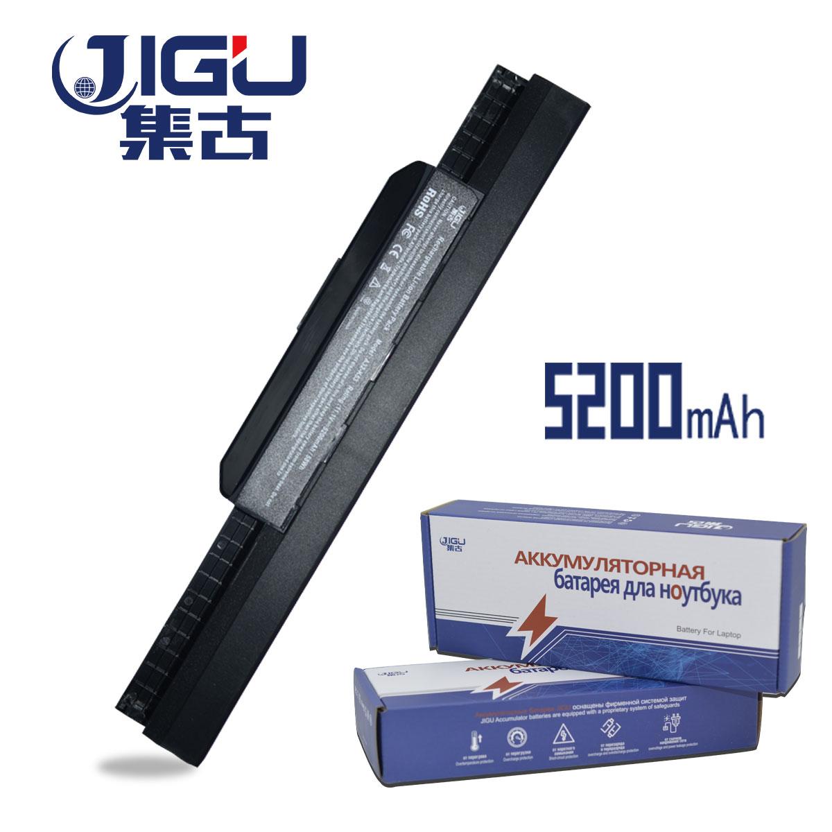 JIGU Laptop Battery A31-K53 A32-K53 A41-K53 A42-K53 For Asus x53s A43 A53s K43 K53 k53s k53U X43 A43B A53B K53B X43B Series new laptop for asus a53t k53u k53b x53u k53t k53t k53 x53b k53ta k53z top lcd plamrst cover bottom cover hinges speaker jack