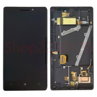 For Nokia Lumia 930 RM 1045 LCD Display Touch Screen Digitizer Assembly Frame Replacement Parts