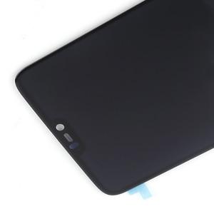 Image 5 - AMOLED display LCD originale per Oneplus 6 display touch screen di ricambio kit 6.28 pollici 2280*1080 dello schermo di vetro + strumenti