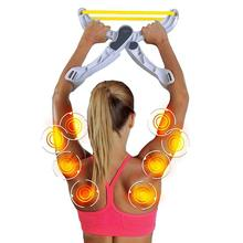 Muscle Trainer Arm Fat Burner Adelgazar Strength Brawn Training Device Hand Gripper Wrist Exerciser Force Fitness Equipment Tool drop shipping 2017 new wonder arms arm strength brawn training device forearm wrist exerciser force fitness equipment