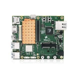 Image 5 - HiKey 970 tek kart bilgisayar 96 panoları süper kenar AI hesaplama platformu (6GB LPDDR4 ve 64GB eMMC) hikey ile AOSP ve Linux