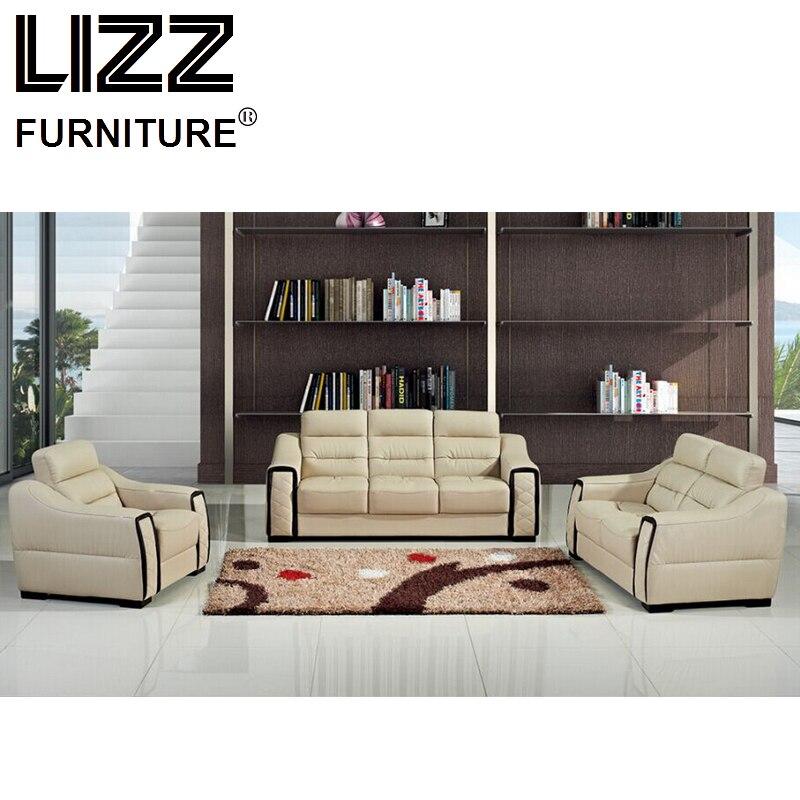 Kursi Empuk Sofa Sudut Kulit Sofa Kursi Sofa Para Sala Ruang
