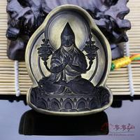 tsa tsa par Tibetan Buddhism Tsongkhapa tsa tsa par / pure handicraft / religious worship activities / collections
