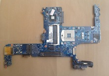 Original laptop Motherboard For hp elitebook 8460P 642759-001 for intel cpu with HM67 DDR3 integrated graphics card 100% tested