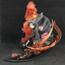 Naruto Itachi Uchiha / Sasuke Uchiha 8.8-Inch Statue