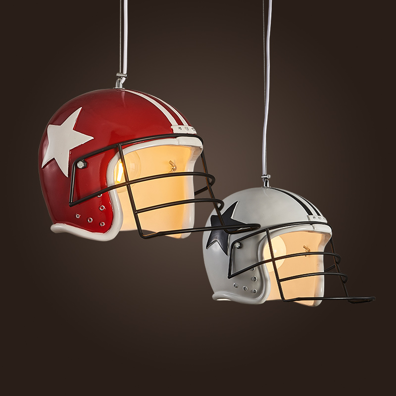 Retro industrial LOFT personality helmet window cafe restaurant bar table clothing store hanging light american loft retro personality industrial fan iron pendant light bar restaurant clothing store droplight