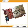 100% novo 256 mb 128bit ddr agp gf5500 carte graphique pc placa gráfica placa de vídeo placa de vídeo para nvidia s-video